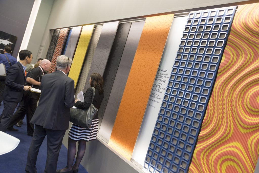 Stand: Forescolor - Interzum 2017
